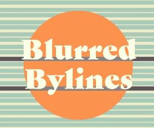 Shari Rose content writer freelance SEO copywriting services. Blurred Bylines banner logo Shari Rose/Blurred Bylines