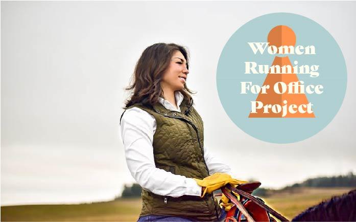 Paulette Jordan is running for Idaho governor