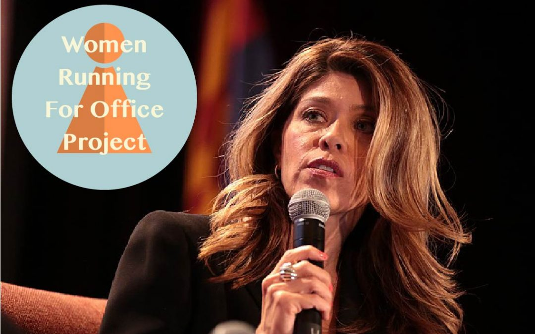 Rebecca Rios – Women Running For Office Project