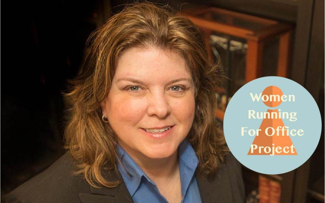 Rebecca Wininger – Women Running For Office Project