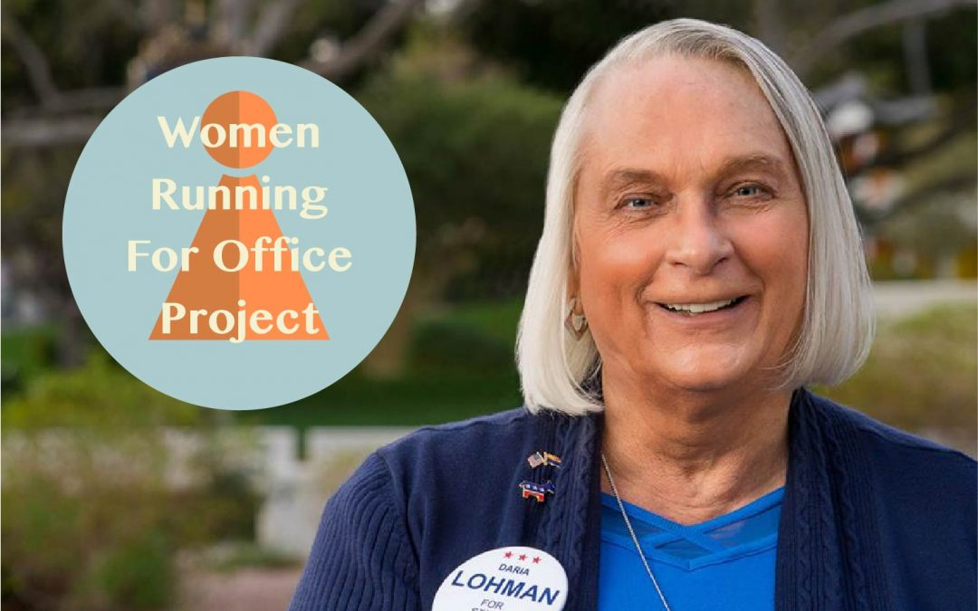 Daria Lohman – Women Running For Office Project