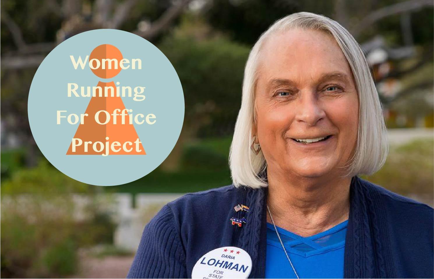 Daria Lohman is running for Arizona Senate District 23