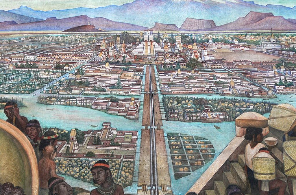 Tenochtitlan: A Feat of Aztec Architecture & Agriculture